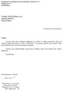 Společenství vlastníků bytových jednotek Vojanova 5 a 7