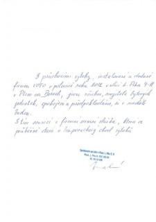 Společenství pro dům v Plzni, L.Pika 9,11