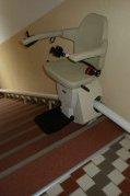 Schodišťový výtah pro invalidy Tlučná