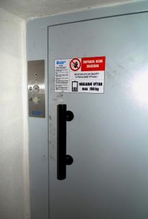 Instalace malého nákladního výtahu