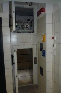 Malé nákladní výtahy Praha