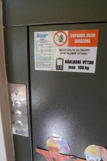 Výtahy Voto Plzeň