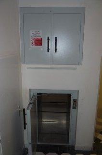 Nákladní výtahy Praha