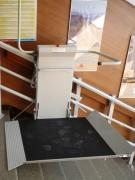 Schodišťové plošiny pro invalidy