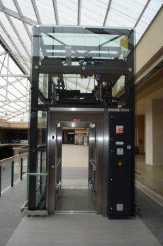 Montáž výtahu SUPER-VOTOlift Centrum Plzeň