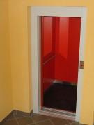 Modernizace výtahu v Říčanech
