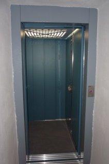 Modernizace výtahů Kaznějov