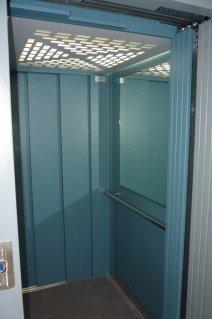 Osobní hydraulické výtahy Kaznějov