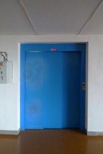 Nákladní výtah ve firmě STYL v Plzni