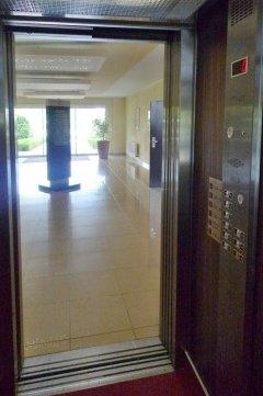 Kabina osobního výtahu Parkhotel Plzeň
