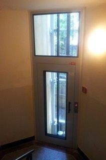 Osobní výtah v Praze 10
