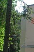 Osobní lanové evakuační výtahy v Domově Harmonie v Mirošově