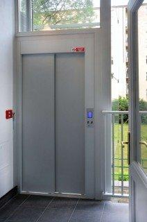 Instalace bezstrojovnového výtahu FREE v Praze