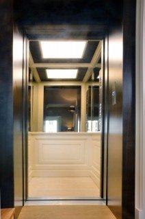 Hydraulický výtah - realizace v rodinném domě