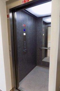 Osobní výtahy ve spalovně Chotíkov