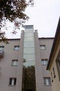 Venkovní výtahy Plzeň