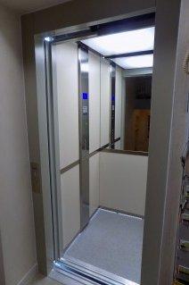 Kabina výtahu FREE 320