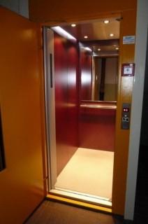 Rekonstrukce výtahů v Sokolově