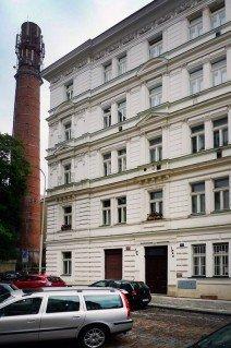 Osobní bezstrojovnový trakční výtah FREE-VOTOlift v Praze