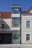 Osobní bezstrojovnový výtah FREE-VOTOlift v Plzni