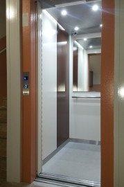 Modernizac 2 výtahů v Sokolově