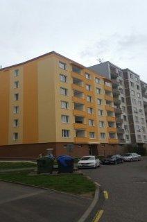 Modernizace výtahu v Lokti