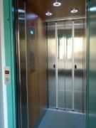 Modernizace výtahu Plzeň