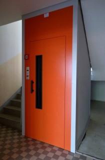 Rekonstrukce výtahů Horní Bříza