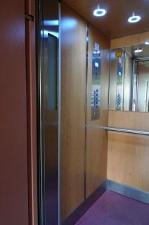 Modernizace čtyř výtahů