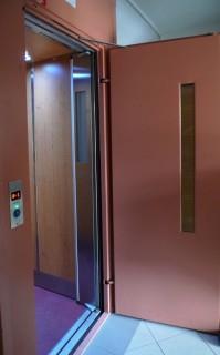 Rekonstrukce výtahů, Horní Bříza