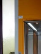Servis výtahu v panelovém domě