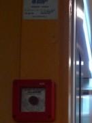 Kabinový prostor spolu s ovládáním výtahu