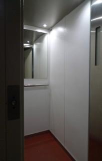 Velikost kabinového prostoru