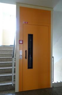 Modernizace výtahu