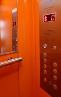 Ovládání výtahu Plzeň