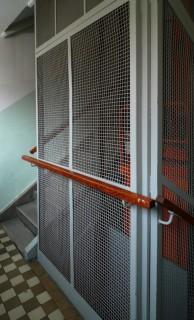 Osobní lanový výtah Plzeň