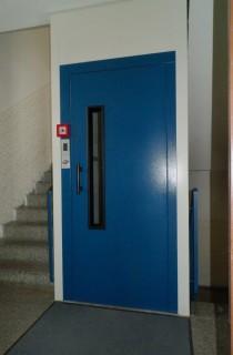 Modernizace výtahů v Plzni