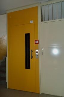 Výtahové dveře Plzeň
