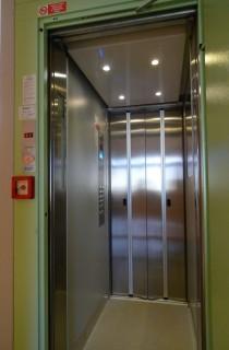 Modernizace výtahů Mariánské Lázně